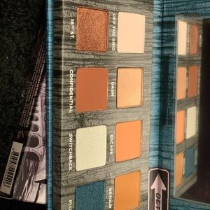 Urban Decay Makeup - Urban decay mini palettes